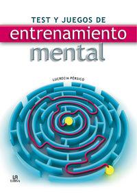 Test Y Juegos De Entrenamiento Mental - Lucrecia Persico