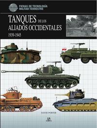 Tanques De Los Aliados Occidentales - Aa. Vv.
