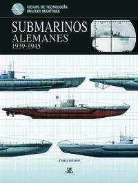 SUBMARINOS ALEMANES (1939-1945)