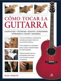 Como Tocar La Guitarra - Nick Freeth