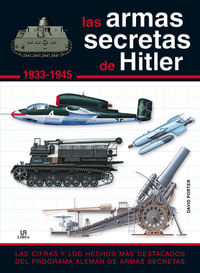 Las armas secretas de hitler - Aa. Vv.