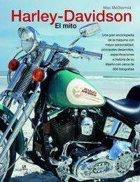 Harley-Davidson - El Mito - Mac Mcdiarmid
