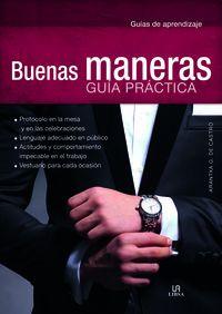 BUENAS MANERAS - GUIA PRACTICA