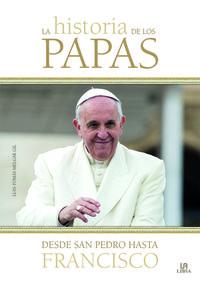 La historia de los papas - Aa. Vv.