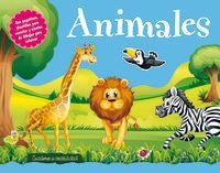 Animales - Cuaderno De Creatividad - Aa. Vv.