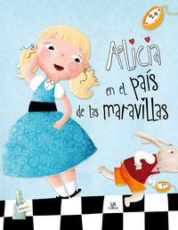 Alicia En El Pais De Las Maravillas - Aa. Vv.