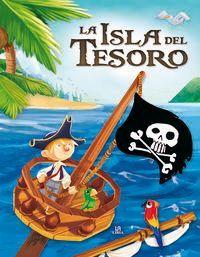 La isla del tesoro - Carla Nieto Martinez