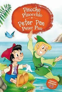 PINOCHO / PETER PAN = PINOCCHIO / PETER PAN