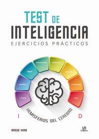 TEST DE INTELIGENCIA - EJERCICIOS PRACTICOS