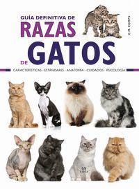 GUIA DEFINITIVA DE RAZAS DE GATOS