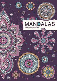 MANDALAS - PATRONES PERFECTOS