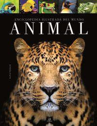 Enciclopedia Ilustrada Del Mundo Animal - Nuria Penalva Comendador