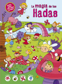 LA MAGIA DE LAS HADAS - BUSCA, BUSCA 1001 COSAS CURIOSAS
