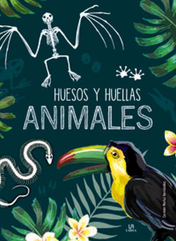 ANIMALES - HUESOS Y HUELLAS