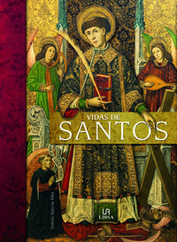 Vidas De Santos - Aa. Vv.