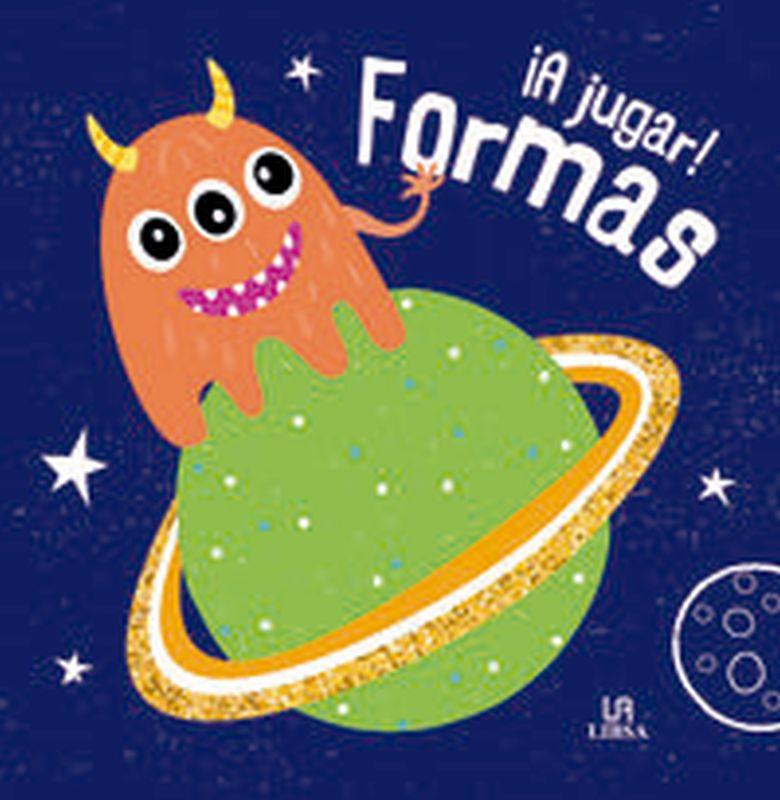 ¡A JUGAR! FORMAS - MALETITA BABY