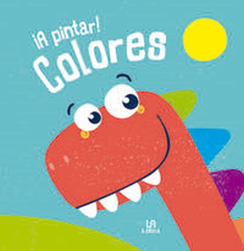 ¡A PINTAR! COLORES - MALETITA BABY