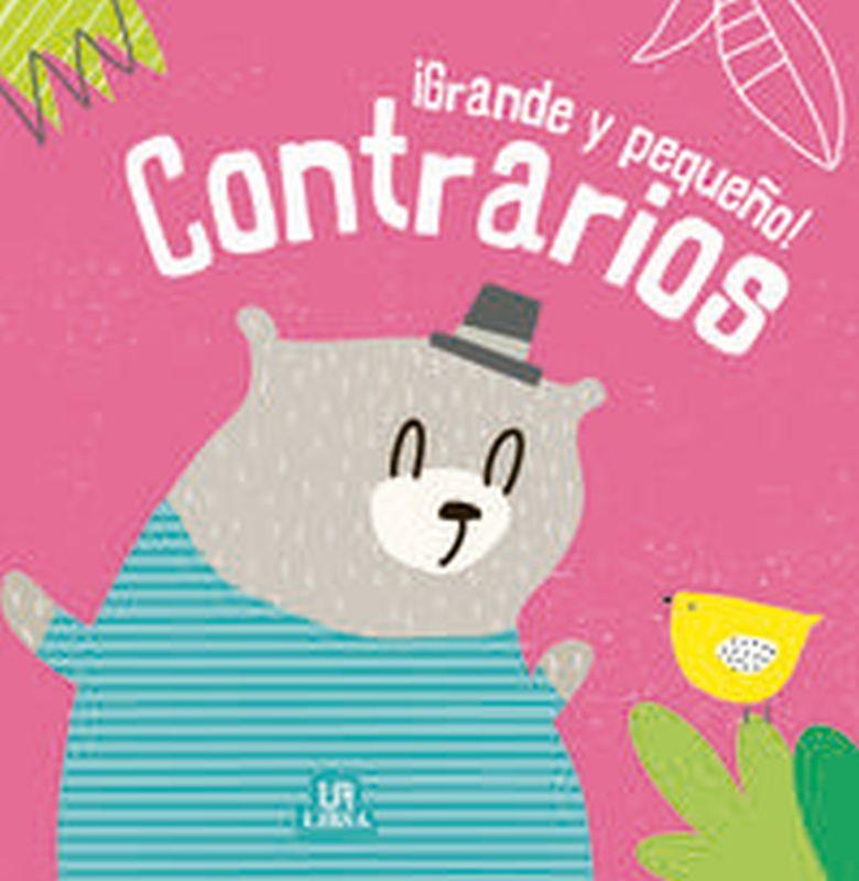 ¡GRANDE Y PEQUEÑO! CONTRARIOS - MALETITA BABY