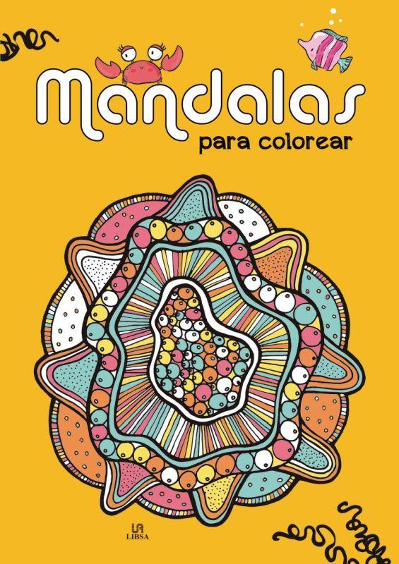 MANDALAS PARA COLOREAR - MIS PRIMEROS MANDALAS