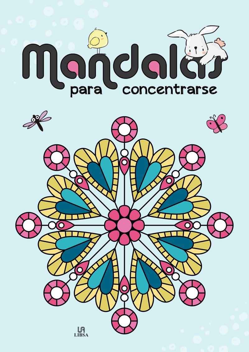 MANDALAS PARA CONCENTRARSE - MIS PRIMEROS MANDALAS