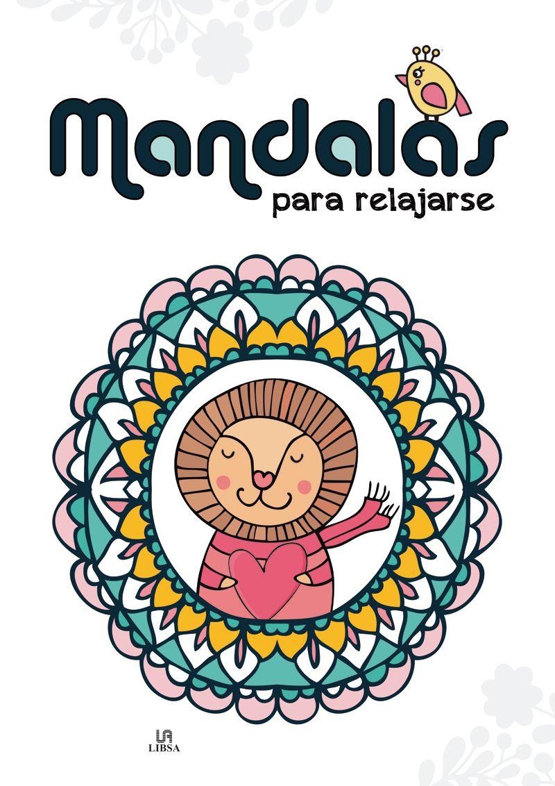 MANDALAS PARA RELAJARSE - MIS PRIMEROS MANDALAS