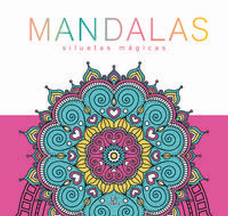 MANDALAS - SILUETAS MAGICAS
