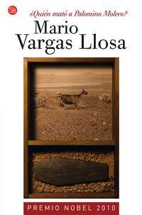 ¿quien Mato A Palomino Molero? - Mario Vargas Llosa