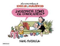 nuevas aventuras de emilia y mauricio, las - ¿vosotros como os conocisteis? - Manel Fontdevila