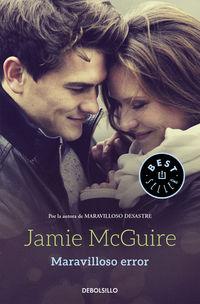 Maravilloso Error - Jamie Mcguire