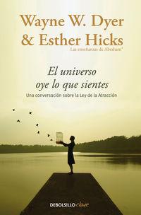 El universo oye lo que sientes - Wayne W.  Dyer  /  Esther  Hicks