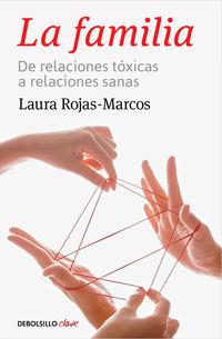 La  familia  -  De Relaciones Toxicas A Relaciones Sanas - Laura Rojas-marcos