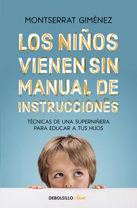 Los niños vienen sin manual de instrucciones - Montserrat Gimenez
