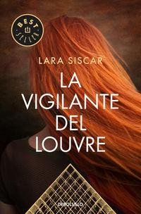 La vigilante del louvre - Lara Siscar
