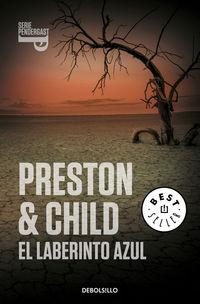 LABERINTO AZUL, EL - INSPECTOR PENDERGAST 14