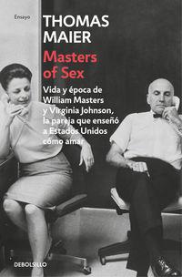 Masters Of Sex - Thomas Maier