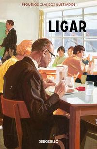 Ligar - Jason Hazeley / Joel Morris