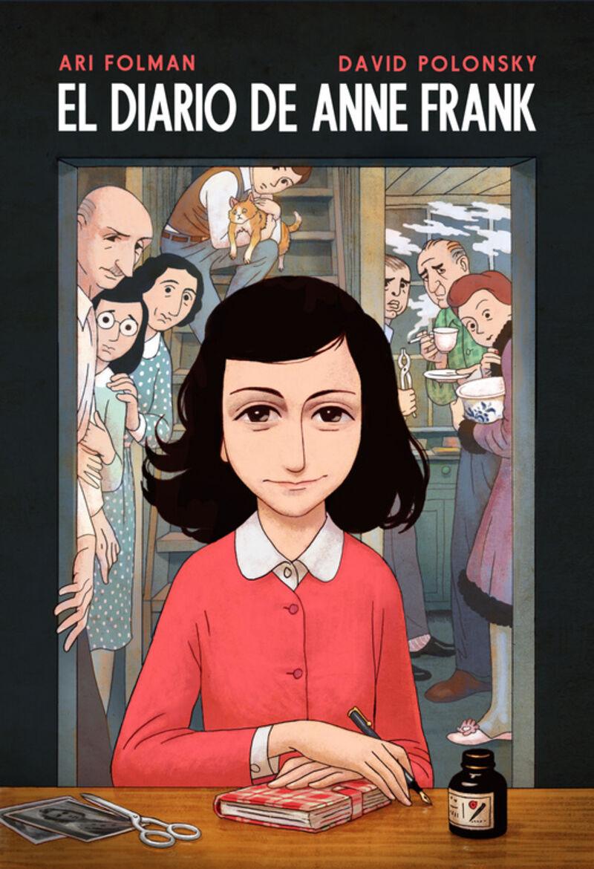 Diario De Anne Frank, El (novela Grafica) - Ari Folman / David Polonsky