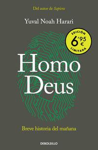 HOMO DEUS (EDICION LIMITADA) - BREVE HISTORIA DEL MAÑANA