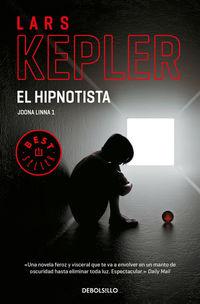 Hipnotista, El - Inspector Joona Linna 1 - Lars Kepler