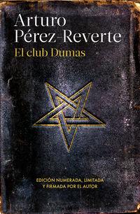 CLUB DUMAS, EL (25 ANIVERSARIO)