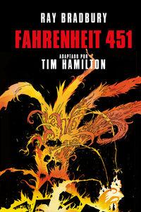 Fahrenheit 451 (novela Grafica) - Ray Bradbury