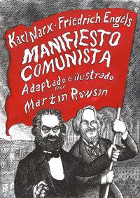 Manifiesto Comunista (comic) - Karl Marx