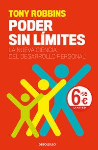Poder Sin Limites - La Nueva Ciencia Del Desarrollo Personal - Anthony Robbins