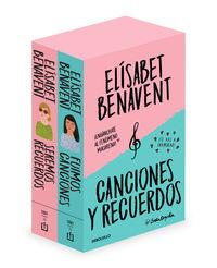(estuche) Canciones Y Recuerdos - Fuimos Canciones / Seremos Recuerdos - Elisabet Benavent