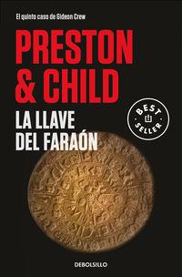 LLAVE DEL FARAON, LA (GIDEON CREW 5)