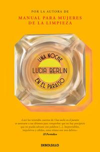 Una noche en el paraiso - Lucia Berlin