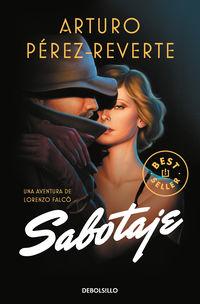 Sabotaje (serie Falco) - Arturo Perez-Reverte