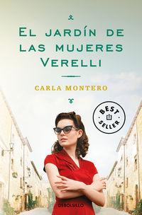 El jardin de las mujeres verelli - Carla Montero
