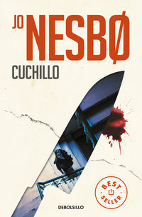 cuchillo (harry hole 12) - Jo Nesbo