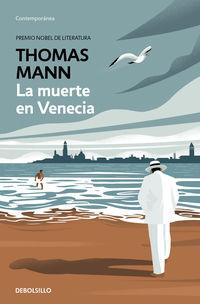 La muerte en venecia - Thomas Mann